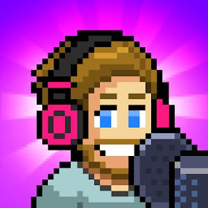 Иконка Симулятор ютубера PewDiePies Tuber Simulator