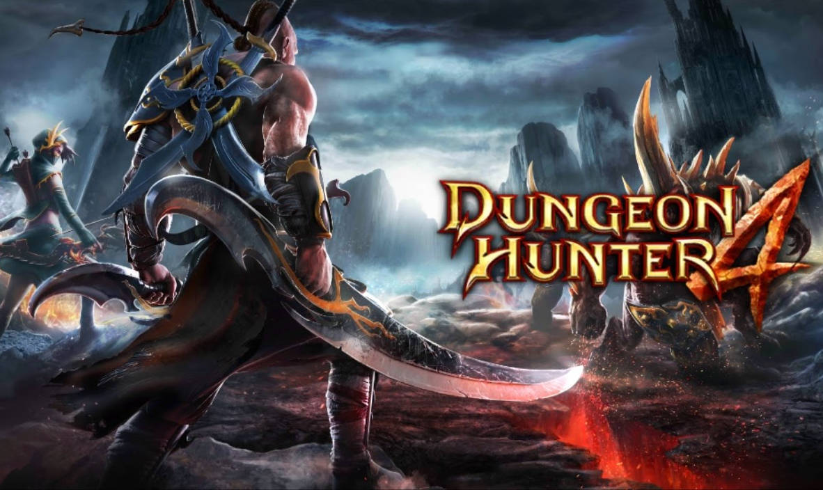 screenshot Dungeon Hunter4