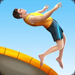 Иконка Прыгаем на батуте в игре Flip Master на Android