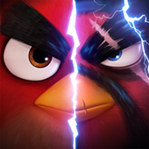 Иконка Angry Birds Evolution на Android - собираем уни...