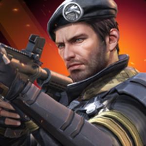 Иконка Серия игр-стрелялок Frontline Commando для Андроид