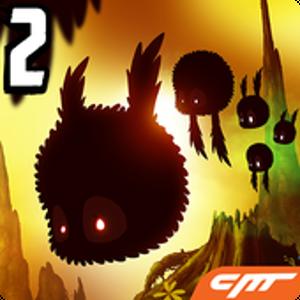 Иконка BADLAND 2 на Android - игра в открытом, прекрас...