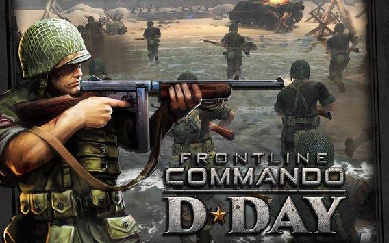 scr Frontline Commando Normandy