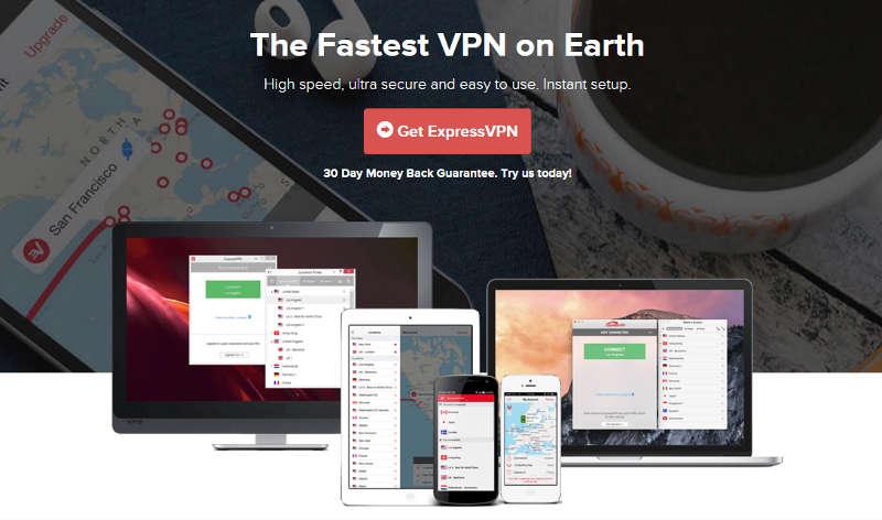 scr Express VPN