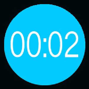 Иконка для Простейший Секундомер 2 1.51