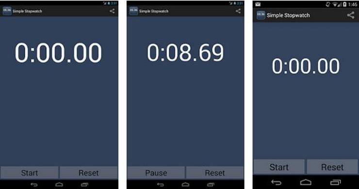 Иллюстрация на тему ТОП 10 секундомеров на Андроид - скачать бесплатно на русском