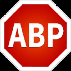 Иконка для Adblock Plus