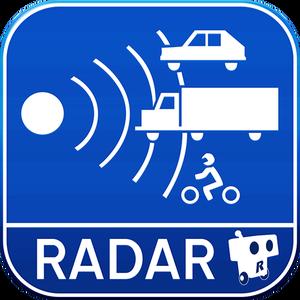 Иконка для Антирадар Radarbot: Радар-детектор и спидометр