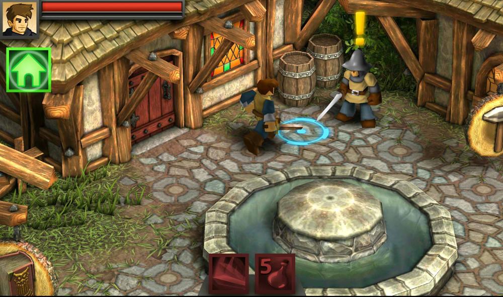 Иллюстрация на тему ТОП 10 РПГ на Андроид, в которые можно играть без интернета бесплатно