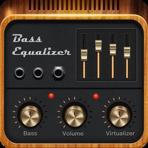 Иконка для Эквалайзер - усилитель баса и усилитель звука