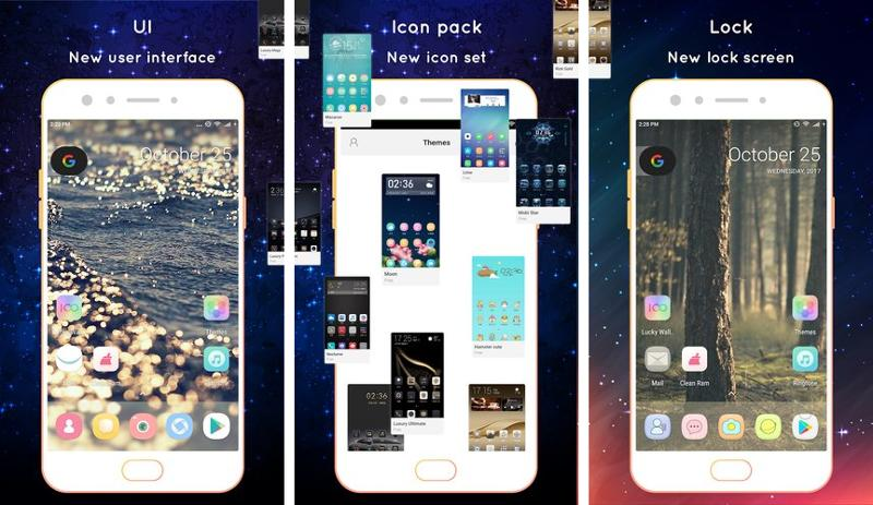Иллюстрация на тему Скачать ТОП-20 лаунчеров для Андроид: сравнение лучшие оболочек %%currentyear%%