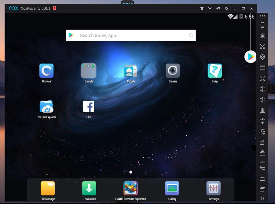 Иллюстрация на тему Настройка эмулятора NOX App: установка, запуск, важные детали