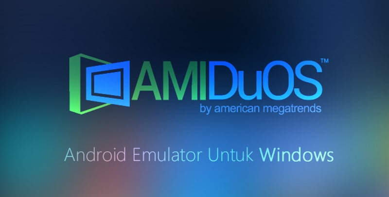 Иконка Скачать эмулятор Андроид AMIDuOS для ПК