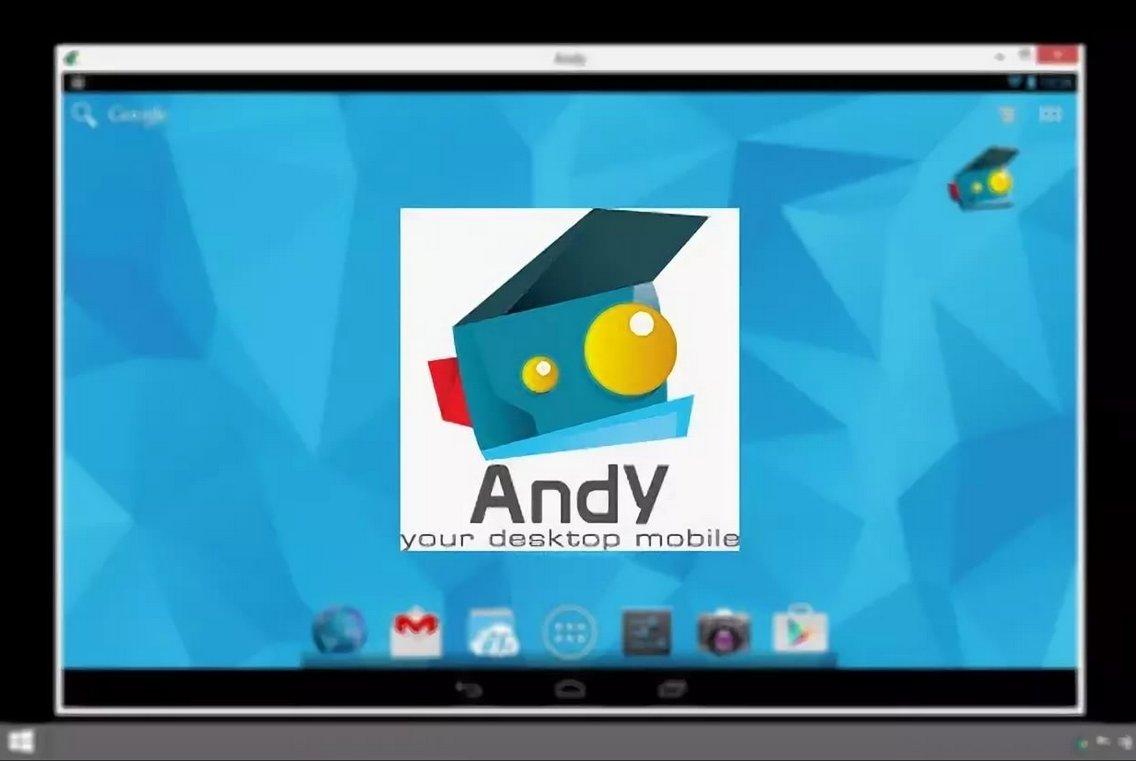 Иллюстрация на тему Описание эмулятора Andy Android: возможности, установка и настройка