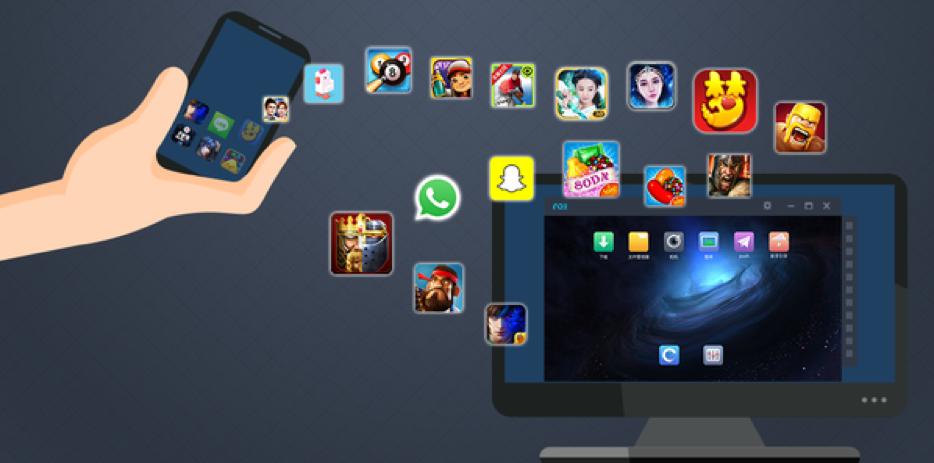 Иллюстрация на тему Настраиваем управление в Nox App Player с клавиатуры: что нужно знать