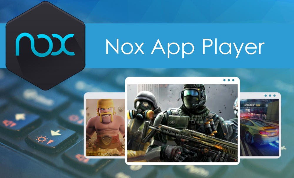 Иконка Как установить Nox App Player