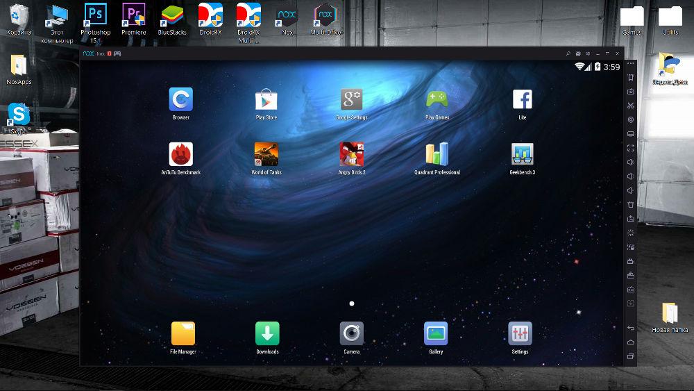 Иллюстрация на тему Установка и запуск эмулятора Nox App Player: подробное руководство
