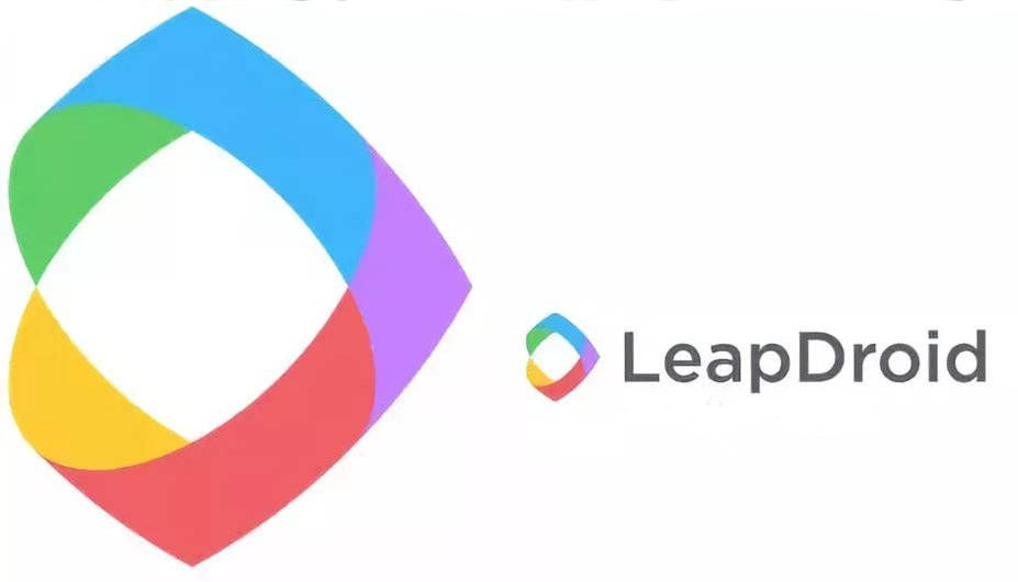 Иконка Эмулятор LeapDroid для Windows