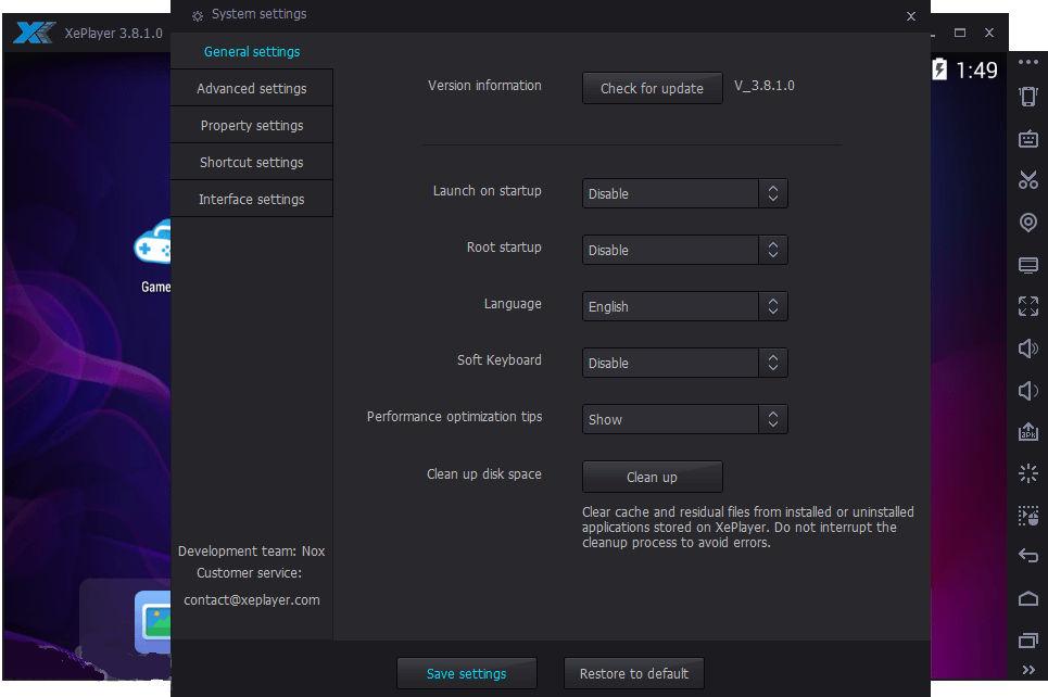 Иллюстрация на тему Что такое XePlayer: эмулятор Андроид для Windows, описание программы