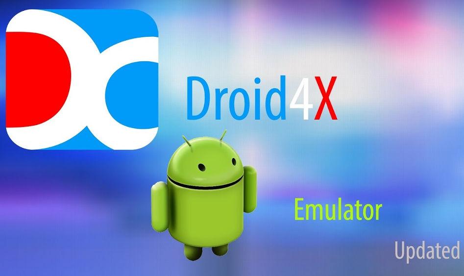 Иконка Эмулятор Droid4X для ПК Windows