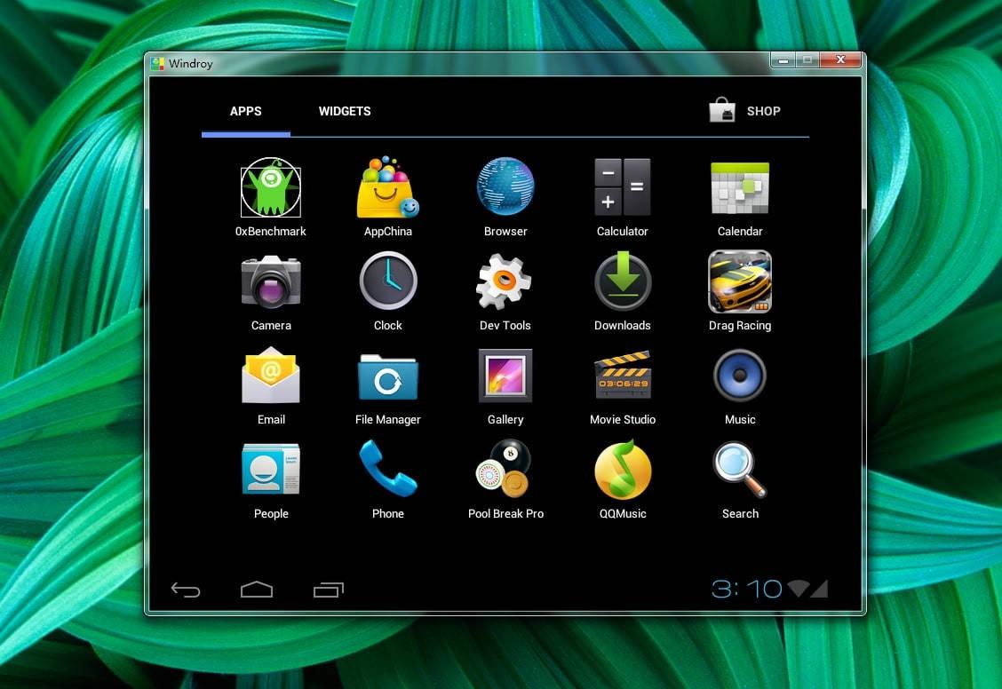 Иконка Эмулятор Windroy для ПК на Windows