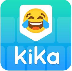 Иконка Клавиатура Kika Keyboard для Андроид