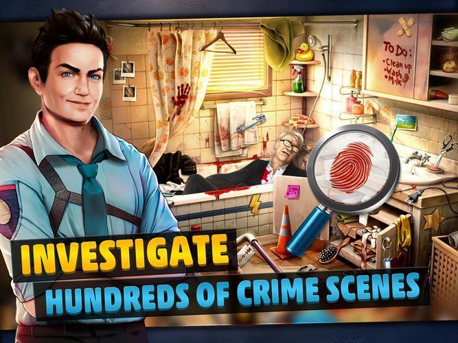 Иллюстрация на тему Игра Criminal Case 5, бесплатно скачать на Андроид