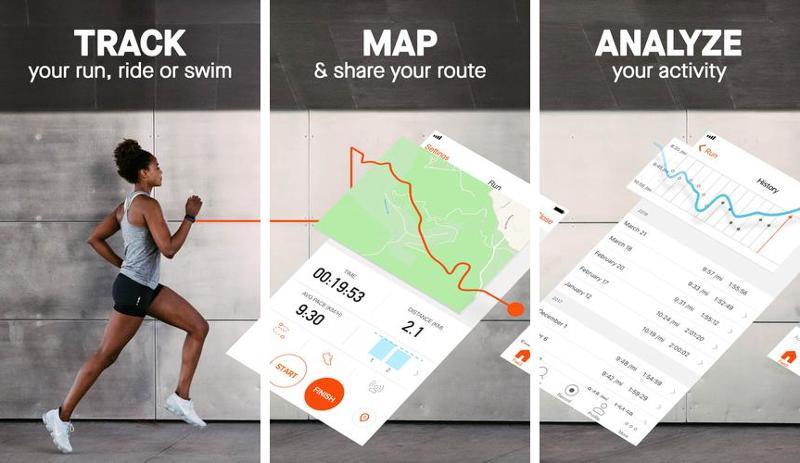Иллюстрация на тему Приложение Strava для тренировок, Страва скачать для Андроид