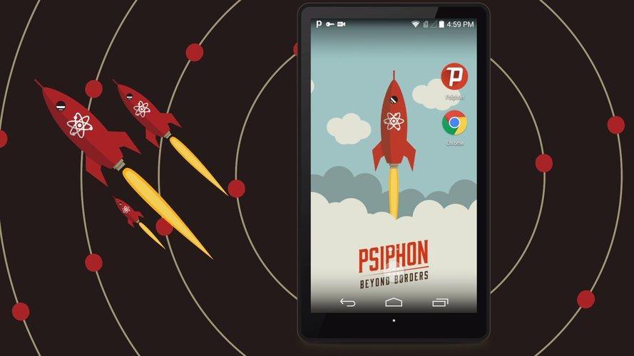 Иллюстрация на тему Psiphon Pro: скачать на Андроид бесплатно: снять ограничение скорости