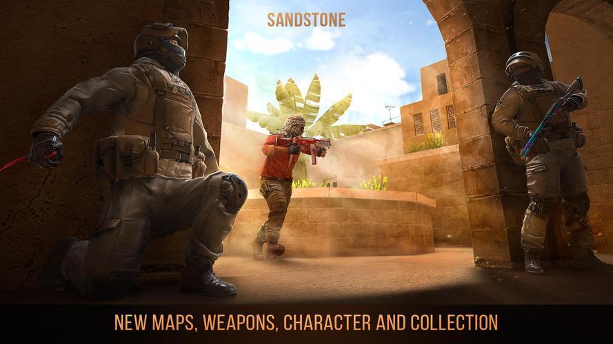 Иллюстрация на тему Standoff 2 скачать игру для Андроид: последние обновления
