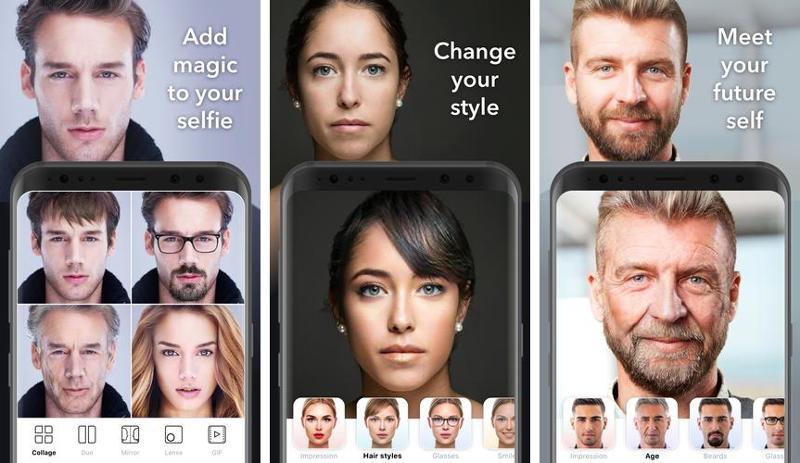 Иллюстрация на тему Скачать FaceApp Pro на Андроид: как пользоваться приложением Фейс Апп