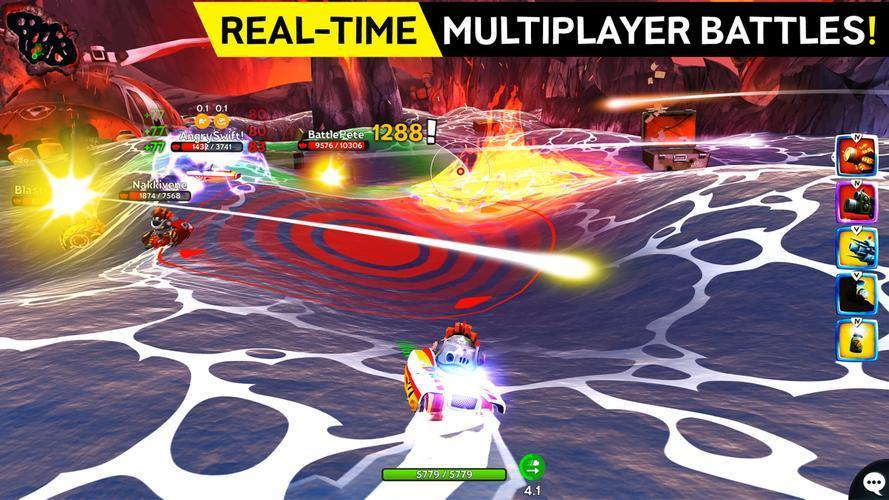Иллюстрация на тему Скачать игру Battle Bay на Андроид: выиграйте морскую баталию