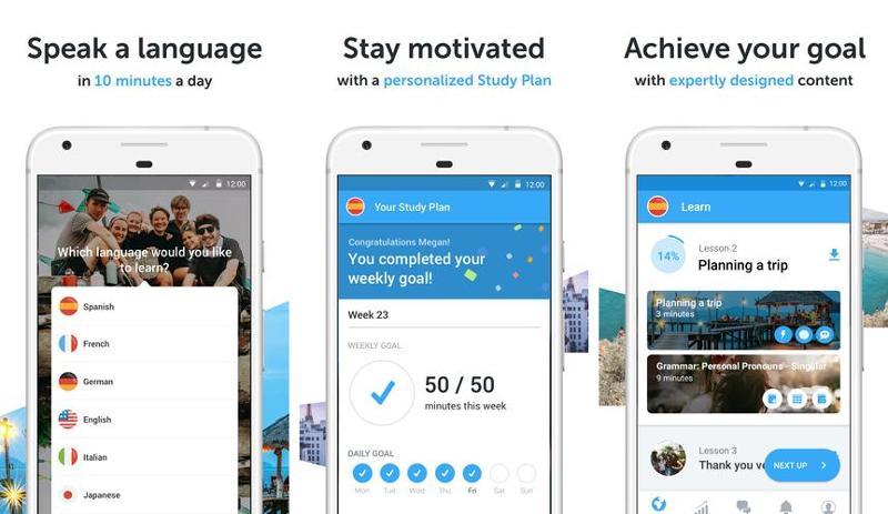 Иллюстрация на тему Busuu скачать бесплатно на Андроид: как получить премиум