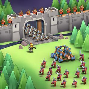 Иконка для Скачать игру Game of Warriors бесплатно на Андроид