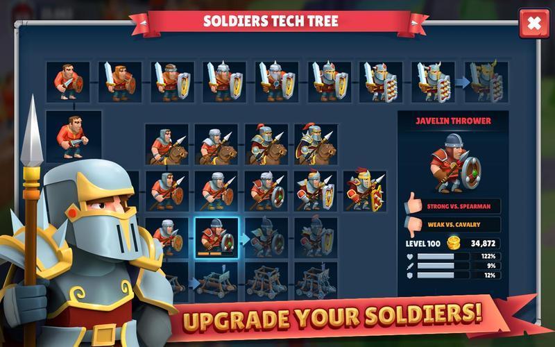 Иллюстрация на тему Скачать игру Game of Warriors бесплатно на Андроид