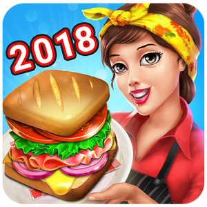 Иконка Кухонная Лихорадка: симулятор ресторана для Анд...