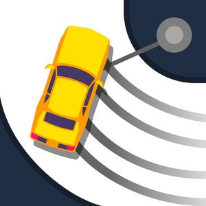 Иконка Sling Drift: автогонки на бесконечном треке