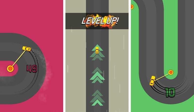 Иллюстрация на тему Скачать Sling Drift на Андроид на русском бесплатно