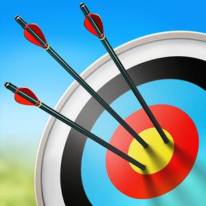 Иконка для Скачать Archery King на Андроид - симулятор стрельбы из лука