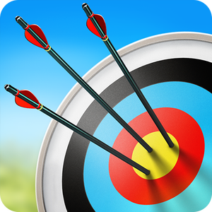 Иконка Archery King - король стрельбы из лука на Андроид