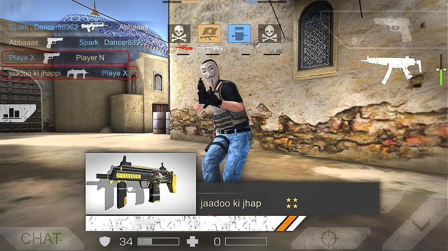 Иллюстрация на тему Скачать Standoff Мультиплеер (Multiplayer) на Андроид бесплатно