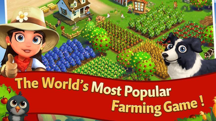 Иллюстрация на тему Farmville 2 Сельское Уединение (Country Escape) скачать на Андроид