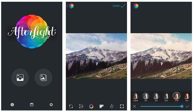 Иллюстрация на тему AfterLight 2, скачать бесплатно на Андроид: приложение-фоторедактор