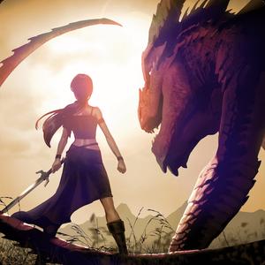 Иконка Описание игры War Dragons - станьте повелителем...