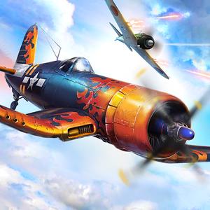 Иконка Симулятор War Wings, захватывающие воздушные ср...