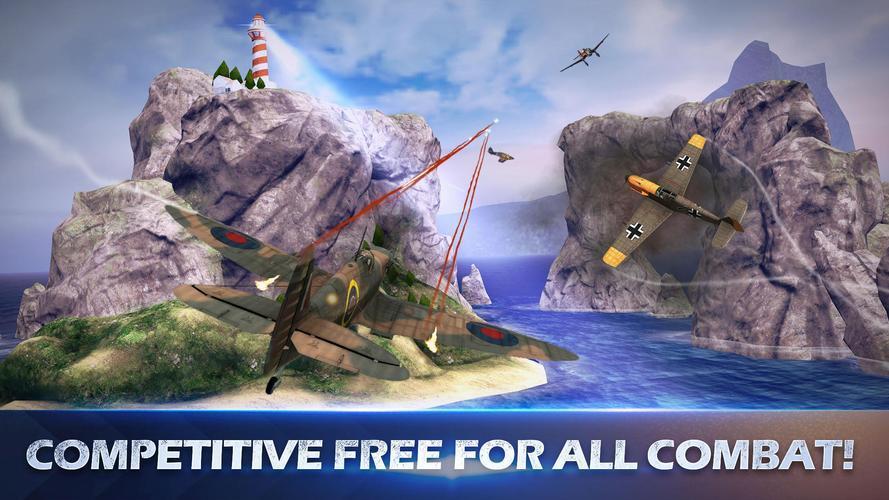 Иллюстрация на тему War Wings на Андроид: скачать игру на телефон бесплатно