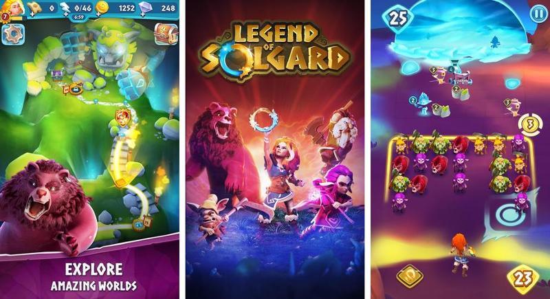 Иллюстрация на тему Скачать Legend of Solgard на Андроид: гайд, секреты и советы