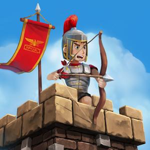Иконка для Grow Empire Rome скачать на Андроид: секреты и прохождение игры