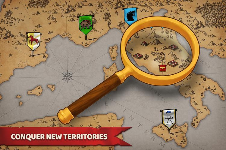 Иллюстрация на тему Grow Empire Rome скачать на Андроид: секреты и прохождение игры