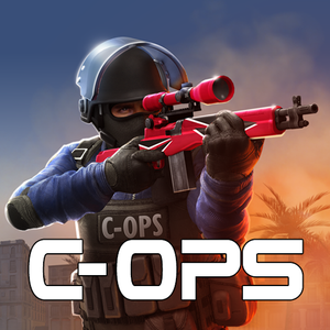 Иконка Critical Ops для Android